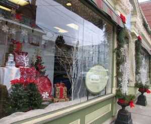 Well-decorated shops like Newhardís helped to make Warwick a fun place to visit and to shop.