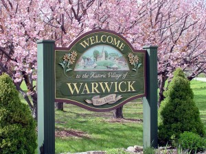 Welcome to Warwick 2