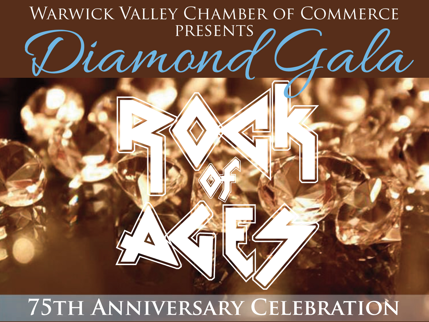 75th Anniversary Membership Diamond Gala