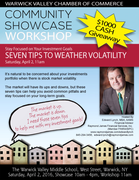 Financial Planning Community Showcase Workshop 2016