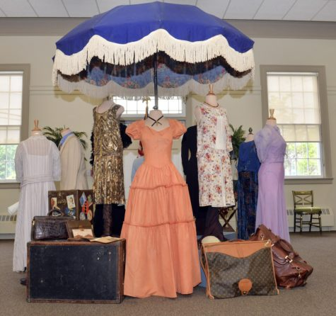 Photo provided by the Warwick Historical Society The Warwick Historical Society will open its Grand World Tour exhibit, celebrating the period from 1920 to 1940 when affluence grew in America, on Thursday, July 21, at the A.W. Buckbee Center.