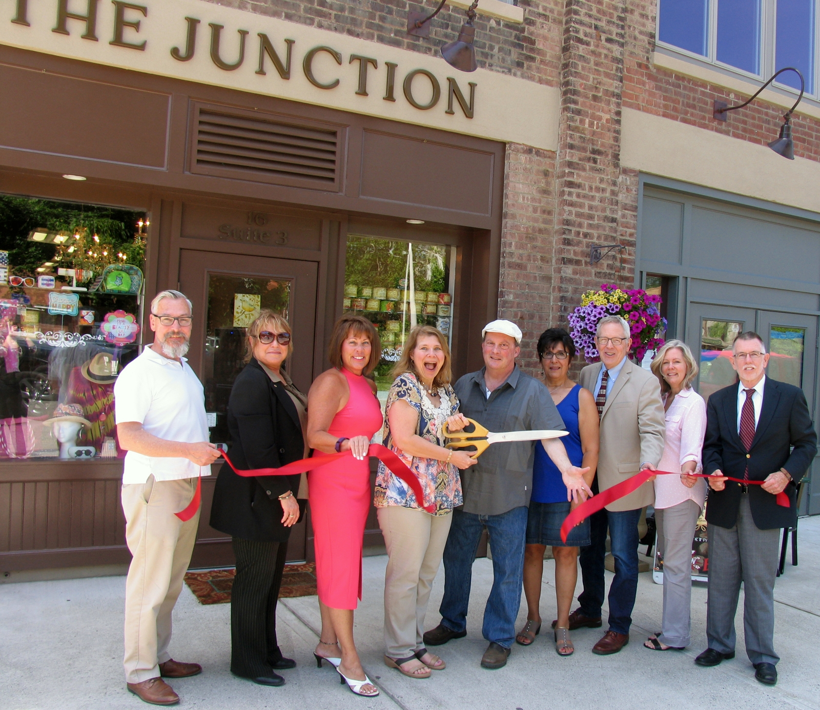 The Junction celebrates grand opening with ribbon cutting ...