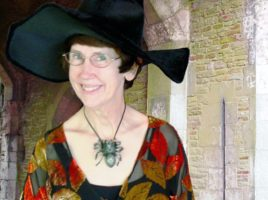 Photo provided by Albert Wisner Public Library Judy Cook will present a program of songs, tunes and the spoken word on the supernatural on Friday, Oct. 21, beginning at 6:30 p.m. at the Albert Wisner Public Library.