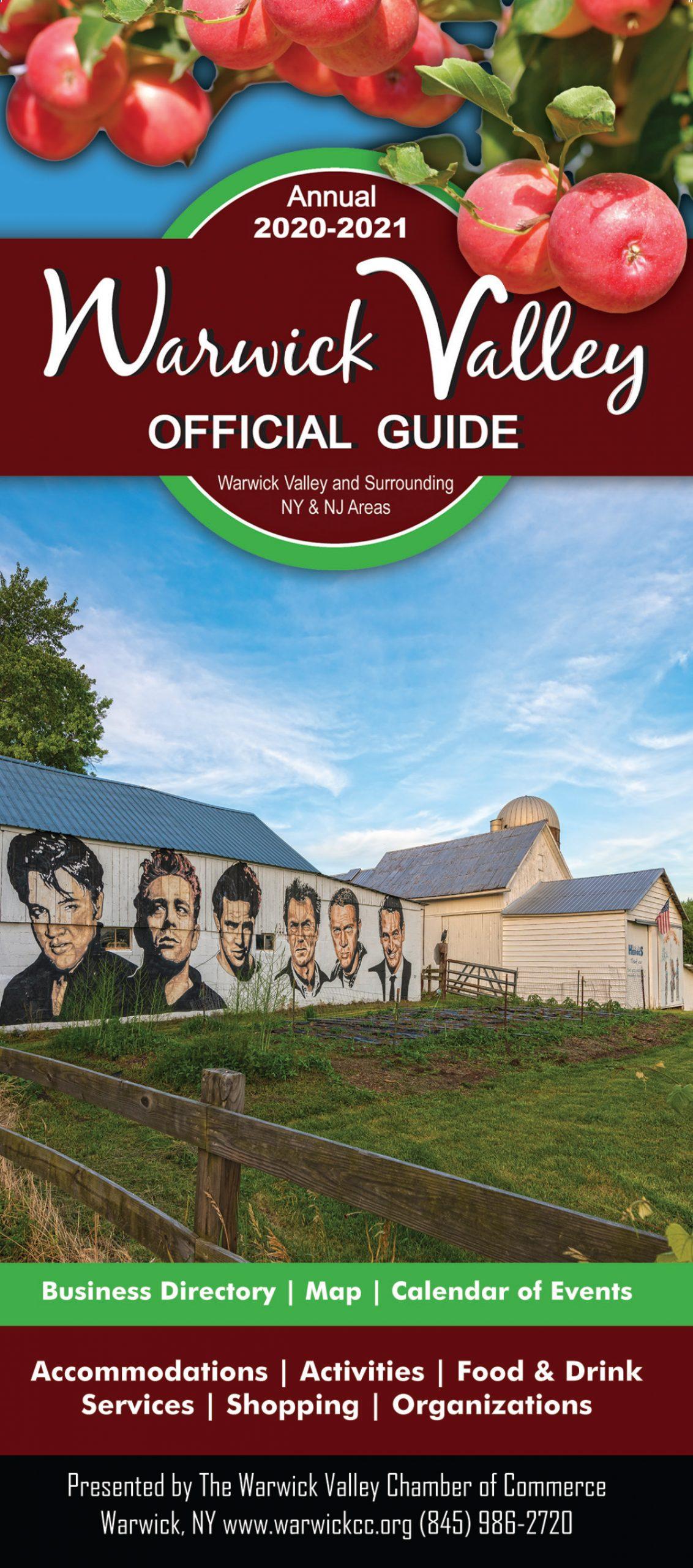 2020-2021 Warwick Guide